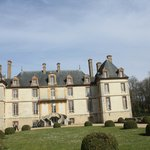 Chateaux De Bourron in the Day