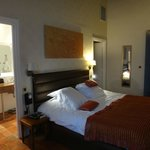 la chambre de la suite 207