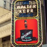 The Walter Kerr Theatre on West 48th St.
