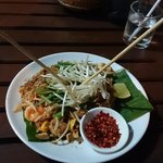 Best Pad Thai ever eaten!