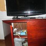 Chaos im Fernsehschrank