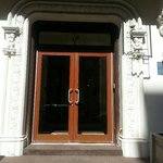 Hotel entrance 3