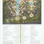 Westin Lagunamar Resort Map