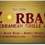 Zorba's Mediterranean Grille & Bar