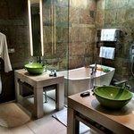 Bathroom 410 - Open Ceiling