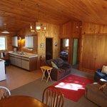 Cabin 3 living area