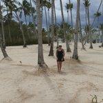 Plage désertée, toute plate,aucune épaisseur de sable !!!