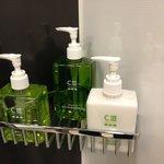 Triple C shampoo/conditioner/body soap.