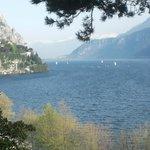 la vista lago