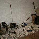 Исторические инструменты для изготовления изделий из стекла