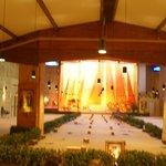 capilla ecumenica... lugar de las oraciones