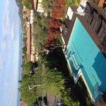Pool und Seeblick