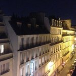 Rue Troyon - view from room