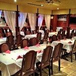 Gulistan Restaurant Layout