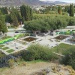 Vista de la Plaza de los Pioneros