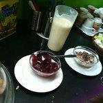 Desayuno (hay variedad)