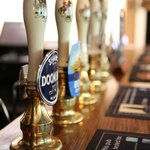 Local ales sourced from Sussex and beyond