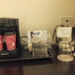 Coffee in Room