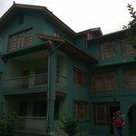 Manzoor's beautiful house