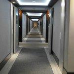 Pasillo de habitaciones Premium
