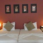 Geschmackvolle Hotelzimmer