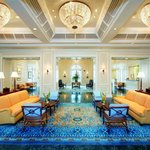 Elegant Lobby Reception