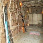 Didgeridoo and flute wall