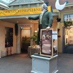 Eingang zum Erlebnismuseum