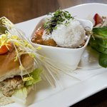 Lowcountry-inspired cuisine