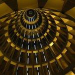 Die Kuppel von Innen