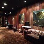 Museum art hotel elevator lobby