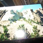 Mt. Rushmore near Deadwood area