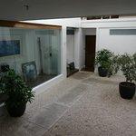 Third floor atrium