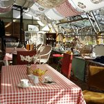 Walled Garden Cafe, Mells