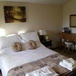 Ground Foor double en-suite bedroom.