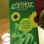 Photo of Absintherie taken with TripAdvisor City Guides