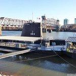 USS Razorback submarine in Little Rock, Arkansas