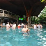 One of the In Pool Bars