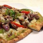 The Santa Fe Pizza