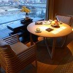 Room view to the Kamogawa River