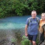 nature walking tour to Rio celeste