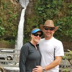 Day Trip to Poas volcano and waterfalls