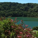 Lake on the hike