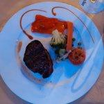 Filet Steak Grill