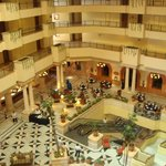 Central atrium
