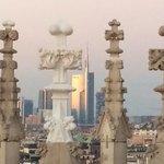 Milano tra modernita' e tradizione