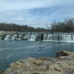 Joplin MO Grand Fall and Dam