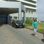 Entrada Hotel Rayentray