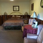 Our cabin room