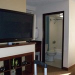 TV - banheiro